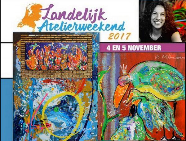 open atelier, november 2017